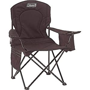 Coleman 2000003082 Cooler Quad Chair Gray/Black