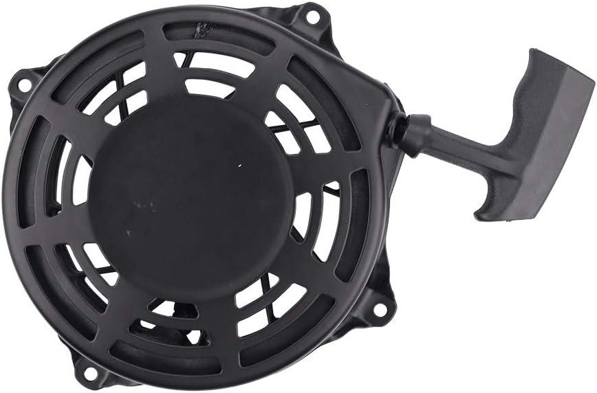 Anzac 497680 Rewind Recoil Starter for 498144 BSP497680 12 CID Vertical Shaft L-Head and Quantum Engine Toro Lawnboy MTD Snapper Lawnmower Pull Starter