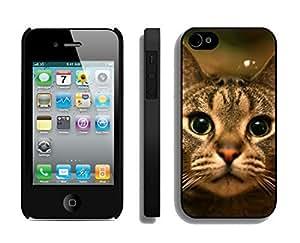 Diy Design Naughty Christmas Cat Black PC Samsung Note 4s,Apple Samsung Note 4 Case