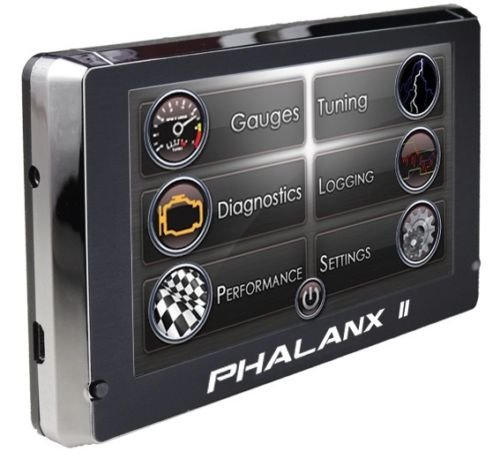 Spartan Phalanx II Flash Console 2008-2010 Ford 6.4L 250HP Tuner
