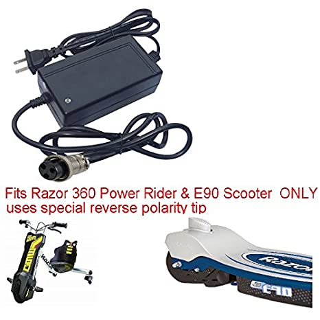 Razor power rider 360 wheels