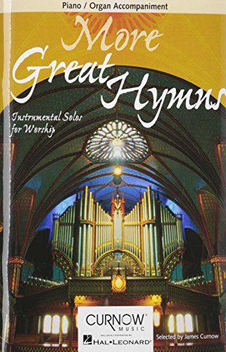 More Great Hymns: Piano Accompaniment (No CD)