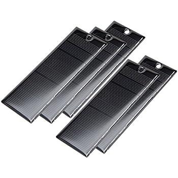 Amazon Com Radioshack 0 5w Solar Panel 4 5v