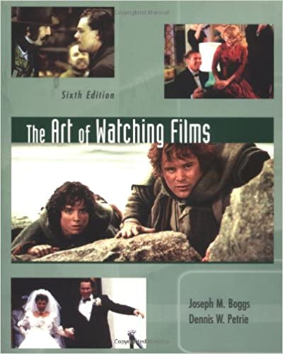 Book The Art of Watching Films