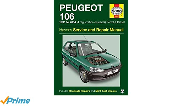 peugeot 106 haynes publishing 9780857338914 amazon com books rh amazon com Peugeot 306 New Peugeot 106