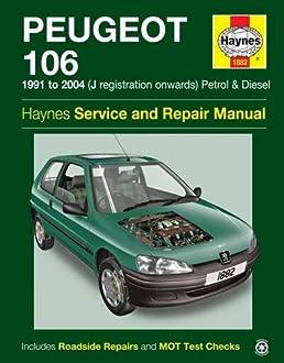 peugeot 106 haynes publishing 9780857338914 amazon com books rh amazon com Peugeot 107 Peugeot 306