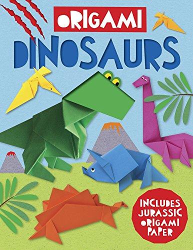 Dinosaur Origami: Includes Jurassic Origami Paper