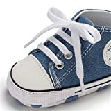 Save Beautiful Baby Girls Boys Canvas Sneakers Soft