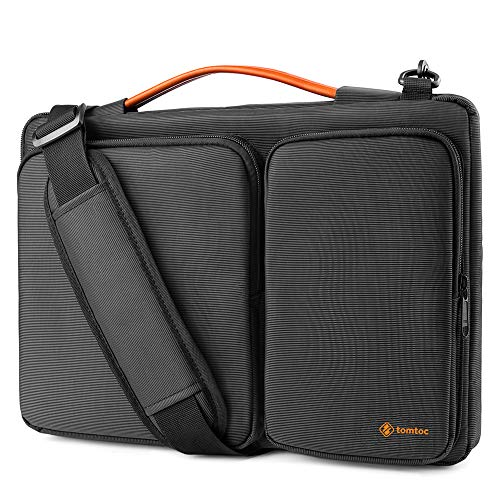 tomtoc 360 Protective Laptop Shoulder Bag for