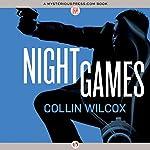 Night Games   Collin Wilcox