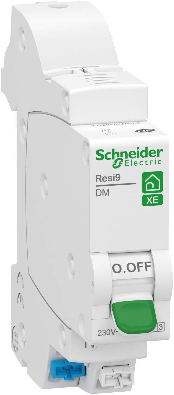 neutre r9efd620 courbe d 20 amp/ères disjoncteur phase schneider resi9 xe