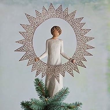 Demdaco Willow Tree  Starlight Tree Topper  Figurine