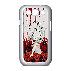 Deadman Wonderland Samsung Galaxy S3 9 Cell Phone Case White 6KARIN-150773