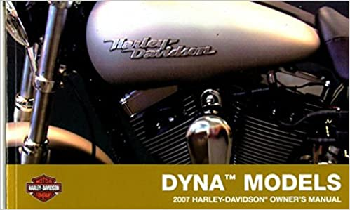 99467 07 2007 harley davidson dyna motorcycle owners manual 99467 07 2007 harley davidson dyna motorcycle owners manual manufacturer amazon books fandeluxe Images