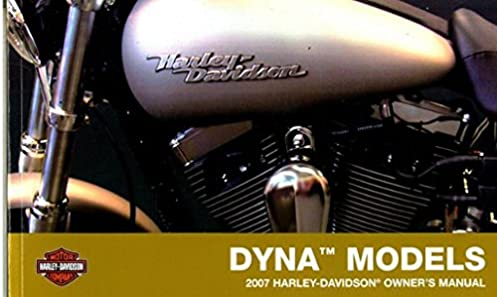 99467 07 2007 harley davidson dyna motorcycle owners manual rh amazon com 2014 Harley-Davidson FLHT 2014 Harley-Davidson FLHT