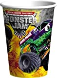 Monster Jam Paper Cups 8ct, Health Care Stuffs