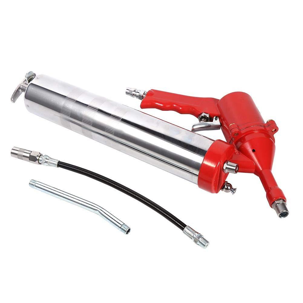 pompe manuelle /à air comprim/é pour compresseur pneumatique Pistolet /à une main Pistolet /à graisse avec kit dextension Home Tool Pistolet /à graisse
