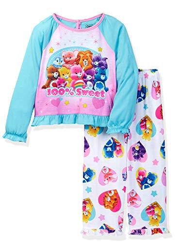 Care Bears Girls Pajamas (2T, ()