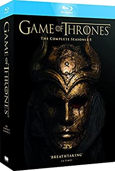 Game of Thrones: Complete 5 Seasons on Blu-ray