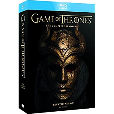 Game of Thrones - Season 1-5 [Blu-ray] [Region Free] [UK Import]