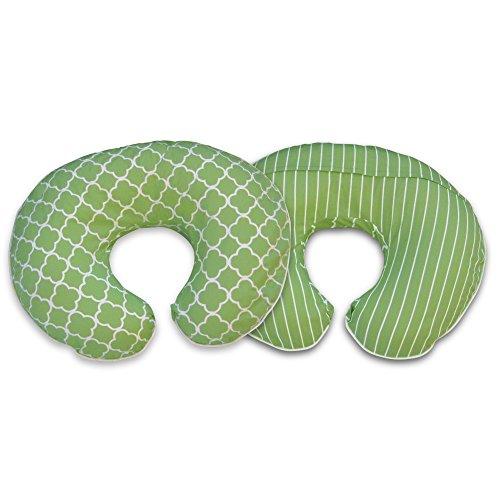 Boppy Pillow Slipcover, Classic Plus Trellis Green by Boppy (Image #2)
