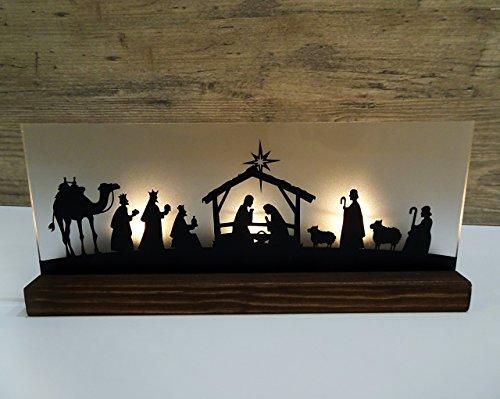 Nativity Candle - 1