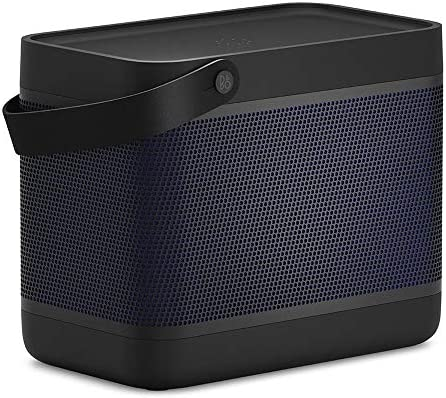 Bang & Olufsen Beolit 20 Highly effective Transportable Wi-fi Bluetooth Speaker, Anthracite