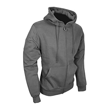 76acfd3c1850 Viper Men s Tactical Hoodie Zipped Titanium at Amazon Men s Clothing ...