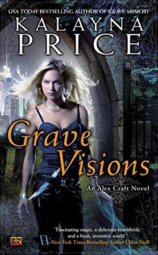 (Grave Visions (Alex Craft Series Book 4))
