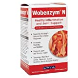 Garden of Life Wobenzym N – 400 Tablet, Health Care Stuffs