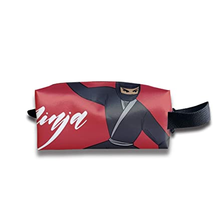 Amazon.com: SYAyeah Portable Toiletry Bags Ninja Warrior ...