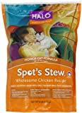 Halo Spot's Stew Natural Dry Cat Food, Indoor Cat, Wholesome Chicken Recipe, 6-Pound Bag, My Pet Supplies