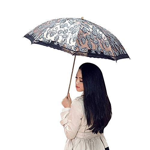 White Parasol For Pram - 4