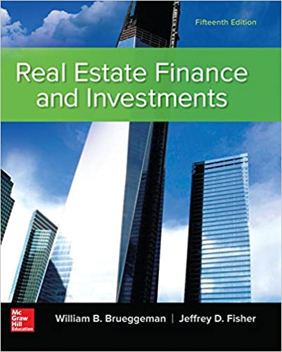 Amazon com: Real Estate Finance & Investments (Real Estate