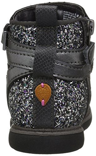 Girls' Harper Step Fashion Pewter Bootie Glitter Stride amp; Boot EttPwqOv