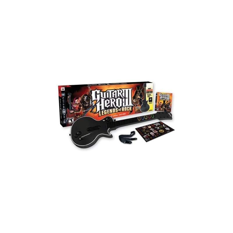 Guitar Hero III: Legends of Rock Wireles
