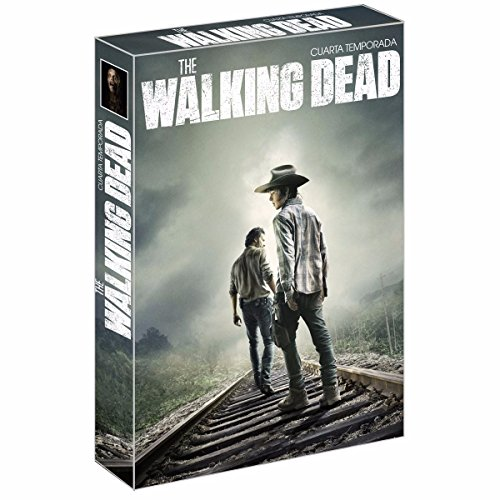 The Walking Dead Cuarta Temporada en DVD