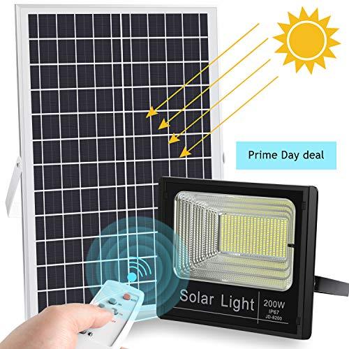 Led Solar Lights Commercial in US - 8