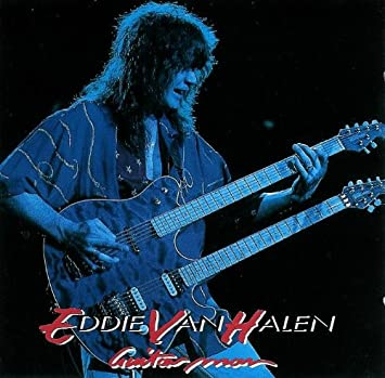 Eddie Van Halen Guitar Man Studio Sessions From Eddie Alone No Back Up Amazon Com Music
