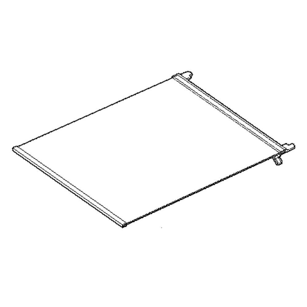 LG AHT73493936 LG-AHT73493936 Shelf Assembly,Freezer by LG