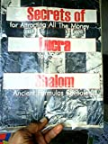 img - for SECRETS OF LUCRA SHALOM (For attracting all the money you need---Ancient Formulas Revealed!) book / textbook / text book