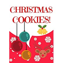 Christmas Cookies: Blank Recipe Book-Recipe Keeper and Recipe Organizer