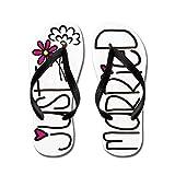 CafePress Just Married - - Flip Flops, Funny Thong Sandals, Beach Sandals