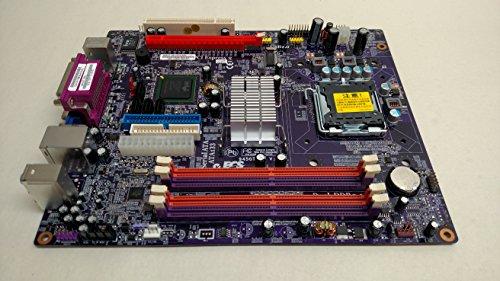 Refurbished ECS Elitegroup 945GT-GN LGA 775/Socket T DDR2 SDRAM Desktop Motherboard