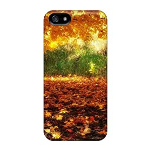 CalvinDoucet Cases Covers For Iphone 5/5s - Retailer Packaging Autumn Free Autumn 93 Protective Cases