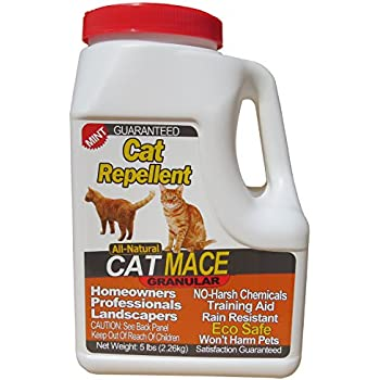 Nature S Mace Cat Repellent Reviews