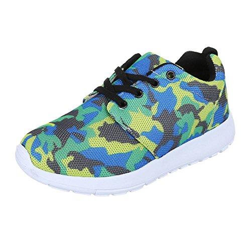 Nike Zapatillas de Material Sintético Para Mujer Azul Turquesa 70dDGY