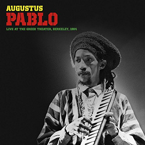 Vinilo : Augustus Pablo - Live At The Greek Theater (LP Vinyl)