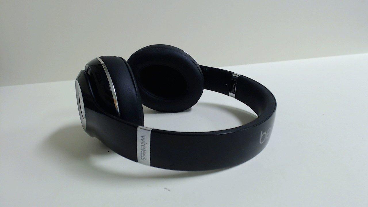 Beats Studio2 Wireless Over-Ear Headphones Gloss Black Noise Reduction by Beats