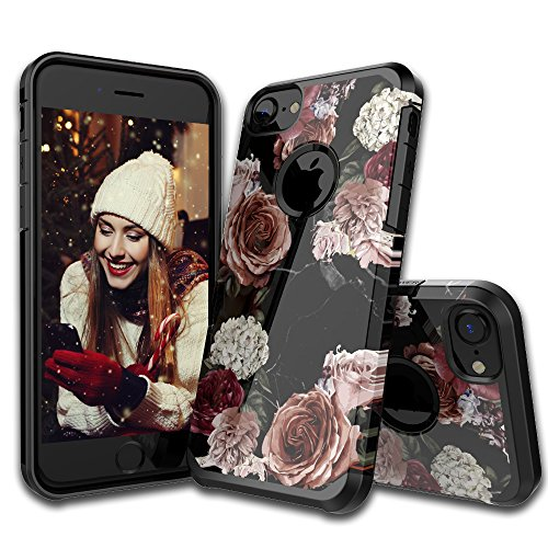 Molota Dual Layers Anti-Scratch Hard PC+TPU Hybrid Protective Case for iPhone 6/iPhone 6S/iPhone 7/iPhone 8(4.7 inch)